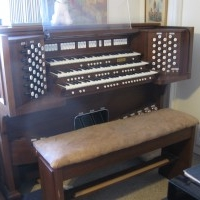 3m Console suitable for organ project