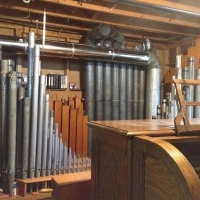 Kilgen 3 Rank Unit Organ, central WI